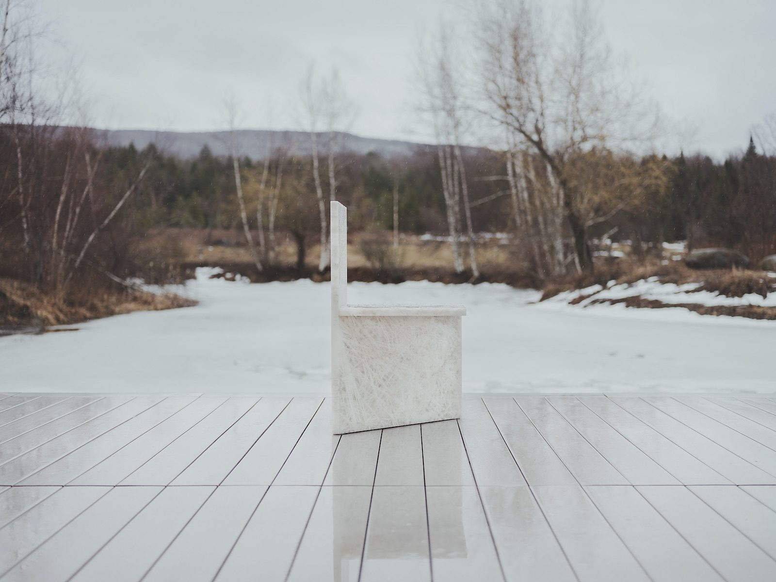 Marble Furniture By Claste Ravelin Magazine